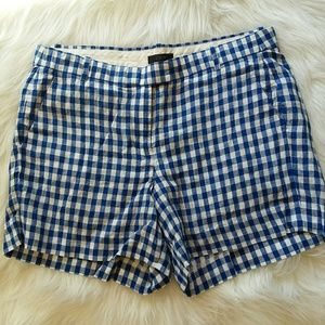 J. Crew Linen Shorts